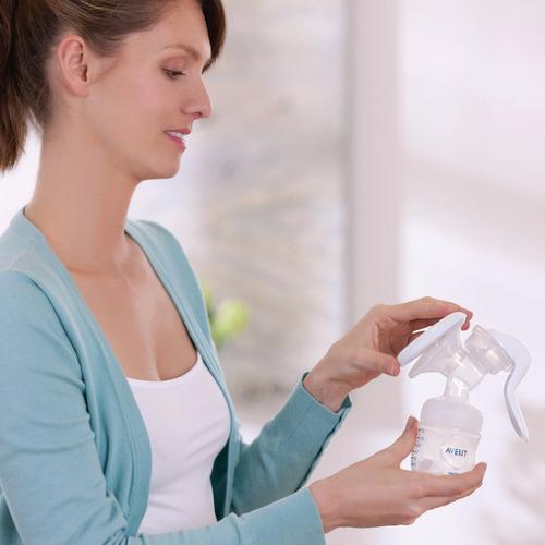 avent extractor manual de leche materna comfort libre bpa