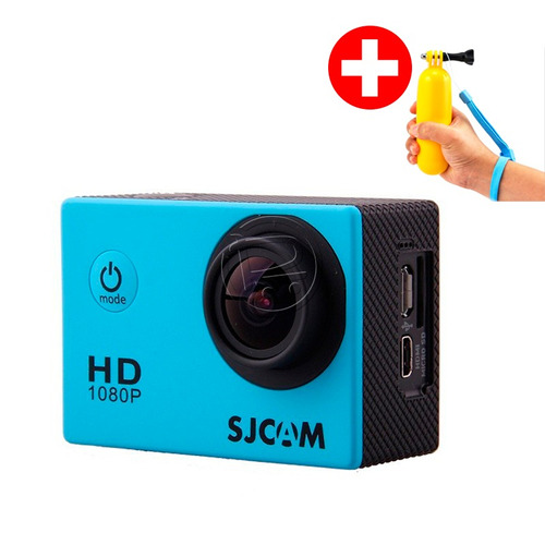 cámara deportes sj4000 wifi sjcam original +20 accesorios