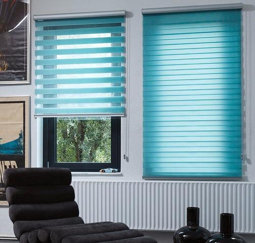 cortinas y persianas blackout, sheer, panel japones, enrolla
