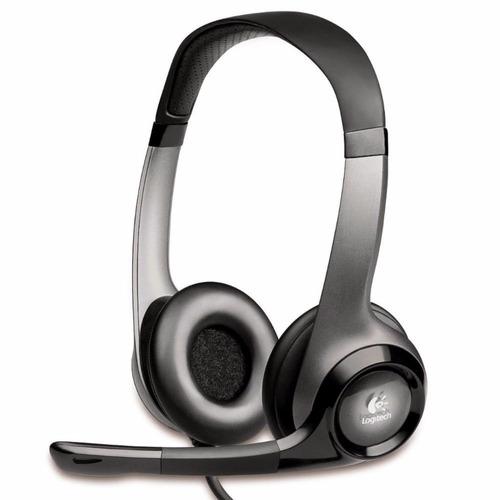 diadema logitech h390 pro audifono + mic usb manos libres