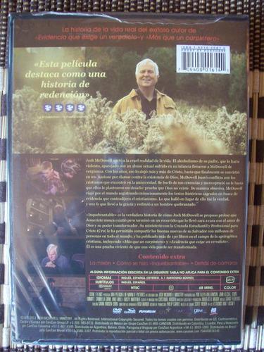 dvd pelicula inquebrantable josh mcdowell