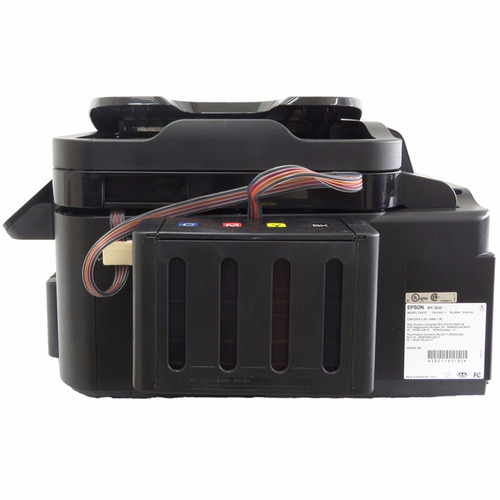 epson wf 3620 + sistema propalcote + instalación domicilio