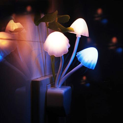 espectacular lampara led automatica decorativa estilo avatar