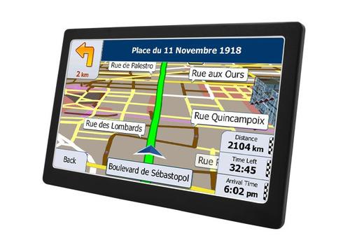 gps 7 pulg tactil mp3 mp4 bluetooth mapas colombia