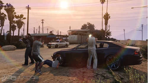 grand theft auto juego ps3