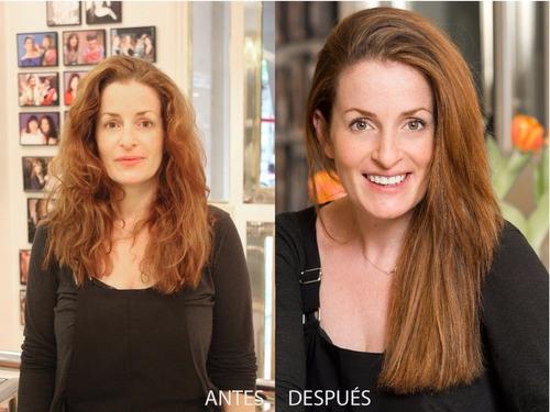 keratina tratamiento alisador de cabello sin formol