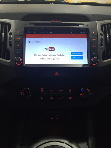 kia sportage revolution 2011-2016 android radio dvd gps
