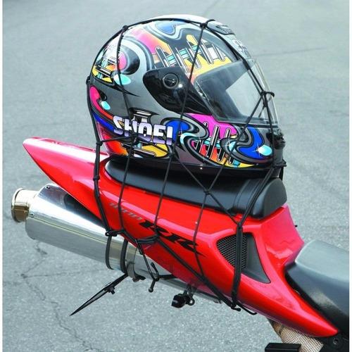 malla elastica pulpo para motos atv heavy duty 42 x 42 cm