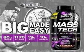 mass tech 7lbs de muscletech masstech proteina