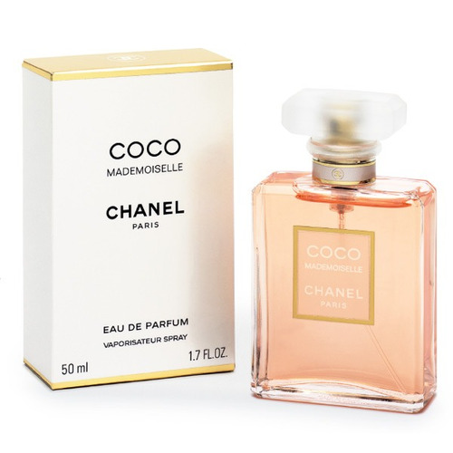 perfume coco mademoiselle chanel para mujer 100 ml original