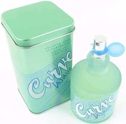 perfume liz claiborne curve hombre original envio gratis