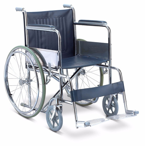 silla ruedas con