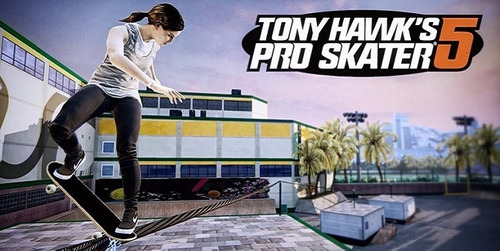 tony hawk's pro skater 5 ps3 formato digital descargalo ya!!